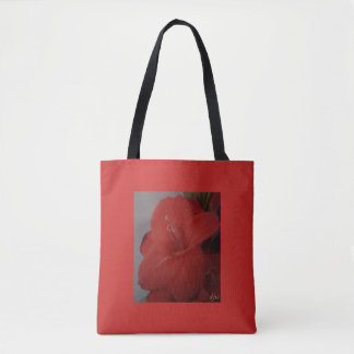 Red says it All! Tote Bag