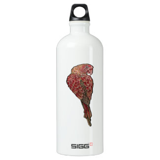 Red Scarlet Water Bottle
