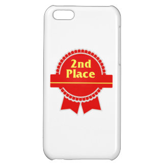 Red Second Place Ribbon Cover For iPhone 5C
