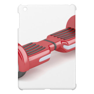 Red self-balancing scooter iPad mini cover