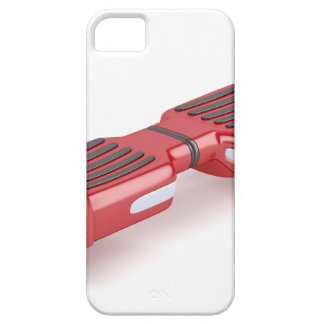 Red self-balancing scooter iPhone 5 cover