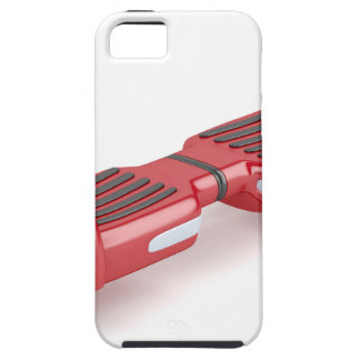 Red self-balancing scooter iPhone 5 covers
