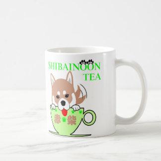 Red Shiba Inu Coffee Mug