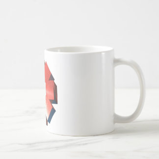 Red Shiny Wheel Coffee Mug