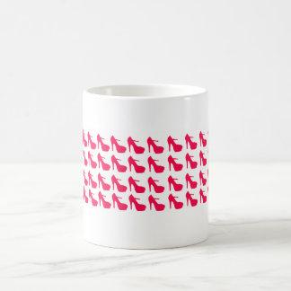 Red Shoe Mug