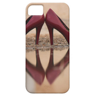Red Shoes Barely There iPhone 5 Case