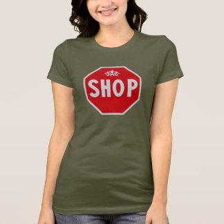 Red Shop Queen T-Shirt