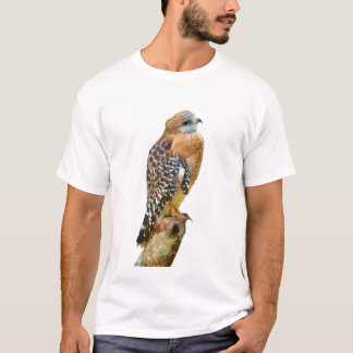 Red-Shouldered Hawk T-Shirt