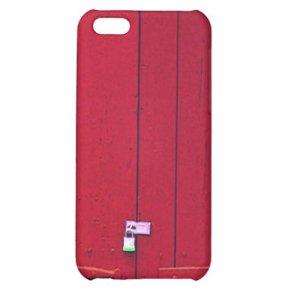 Red Shutters iPhone 4 Case