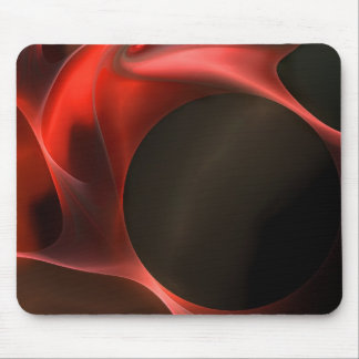 Red Silk - Mousepad