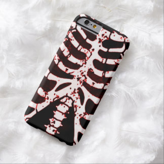Red Skeleton iPhone 6 Case