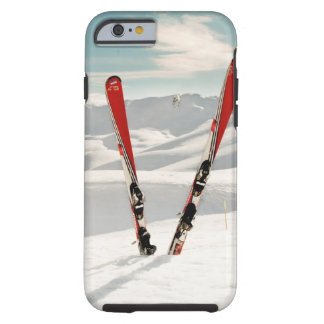 Red Skis iPhone 6 Case