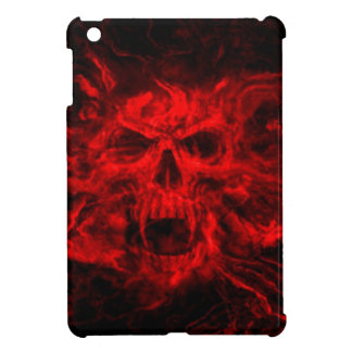 red skull iPad mini covers