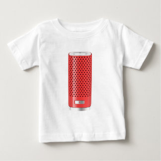 Red smart speaker baby T-Shirt