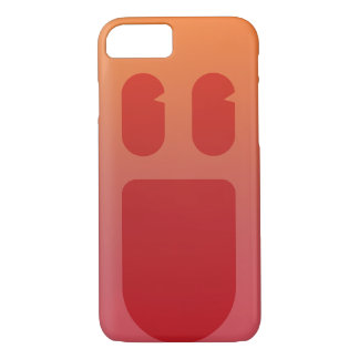 Red Smile Phonecase iPhone 8/7 Case
