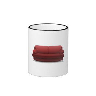 Red Sofa Mug