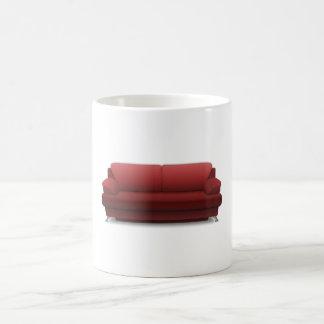 Red Sofa Coffee Mugs