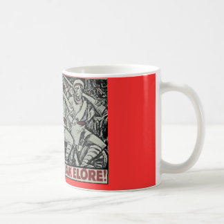 Red Soldiers Forward! 1919 Hungarian poster Coffee Mug