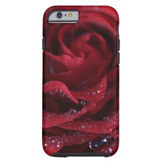Red Sparkle Tough iPhone 6 Case