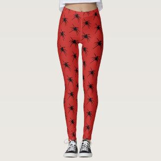 Red Spider Leggings