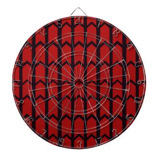 Red Spider Web Dartboards