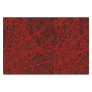 Red Splatter Tissue Paper