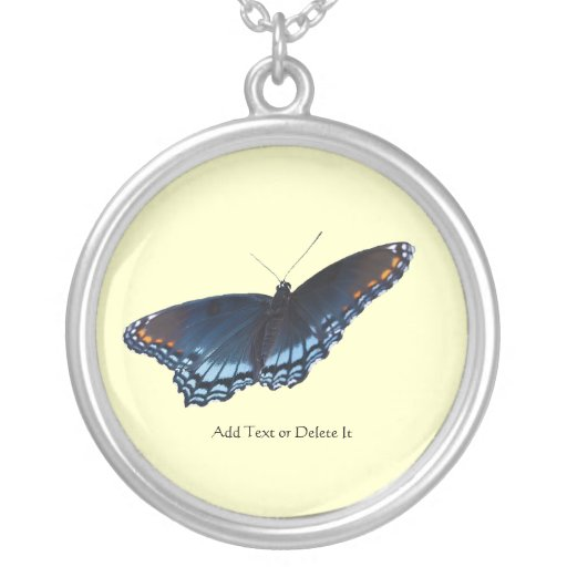 Red-spotted Purple Butterfly Jewelry