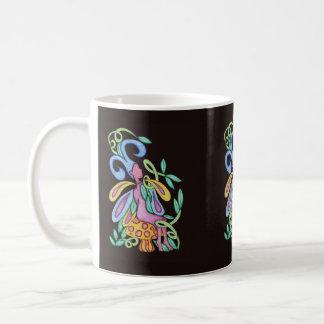 Red Sprite Coffee Mugs