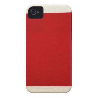 Red square by Kazimir Malevich iPhone 4 Case-Mate Case