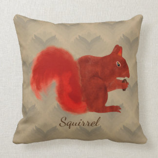 Squirrel Cushions - Squirrel Scatter Cushions Zazzle.com.au