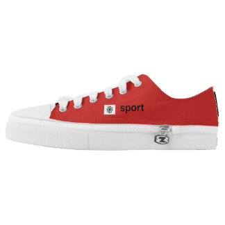 Red SR Shoes