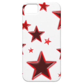 Red Star Barely There iPhone 5 Case