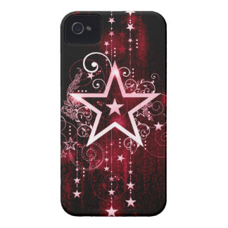 red star Case-Mate iPhone 4 case