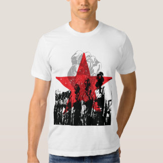 Red Star Gas Mask! Ernesto Che Guevara T-Shirts