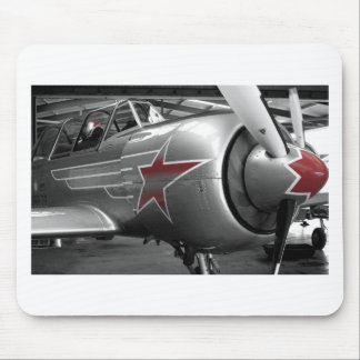 Red Star Yak 52 Mouse Pad