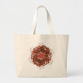 Red Starburst Bag