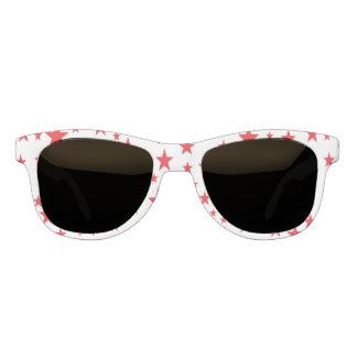 Red Stars Sunglasses