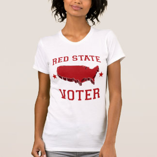 RED STATE VOTER TANK TOP