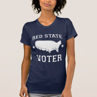 RED STATE VOTER - SHIRTS