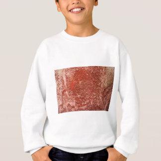 Red stone sweatshirt