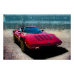 Red Stratos Poster