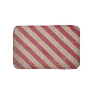 red stripe holiday candy cane christmas bath mat bath mats