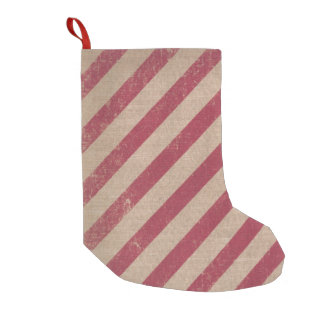 red stripe holiday candy cane christmas stocking