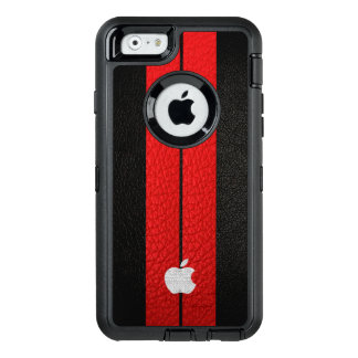 Red Stripe OtterBox iPhone 6/6s Case