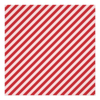 Red Stripes Photograph