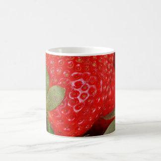 Red Sweet Strawberries Coffee Mug