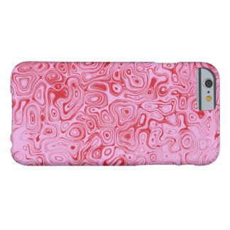 Red Swirl Phone Case by John Oven