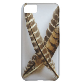 Red Tail Hawk Feather iphone5 Cell Phone Case iPhone 5C Case