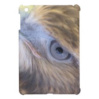 Red tail hawk iPad mini cases