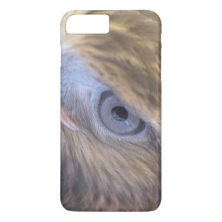 Red tail hawk iPhone 7 plus case